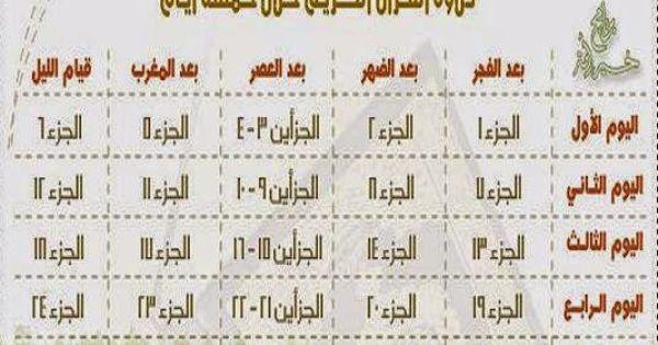 أسهل طرق لختم القرآن فى رمضان بالصور Khatem Al Quran مدونة جبنا التايهة Word Search Puzzle Words Polls