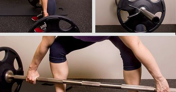 How to do the perfect dead lift. (working out your gluts and
