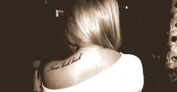 back shoulder tattoo- placement