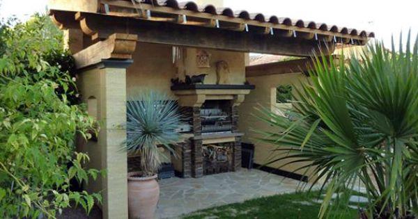 Cuisine du0027été et barbecue pour votre aménagement extérieur - cuisine d ete en pierre