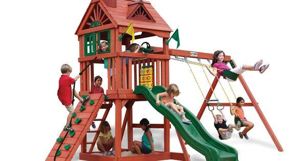 Pin de megan moffo en playground pinterest casa de - Parque infantil casa ...