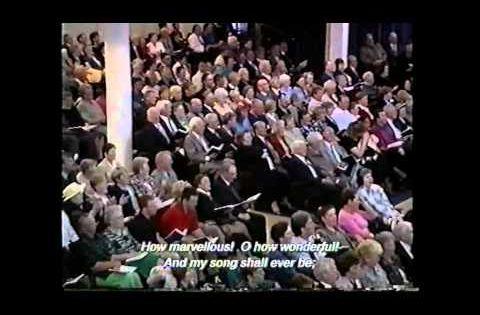 Lyrics I Stand Amazed In The Presence Of Jesus The Nazarene And