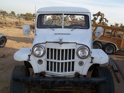 1955 Jeep Willys Truck Classic Truck Central In 2020 Willys Jeep Classic Truck Willys