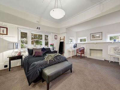 Living Room Grey Carpet Cream Walls