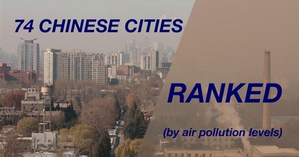 most air polluted cities in china Xinjiang is home to six of the country's 10 most polluted cities, greenpeace survey finds, while there has been a 23 per cent improvement in the beijing-tianjin.