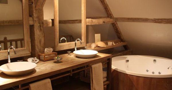 Photo deco salle de bains romantique chateau romantique moderne d coration int rieure - Deco salle de bain romantique ...