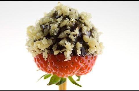 Recette de cuisine mol culaire chocolat p tillant - Emulsion cuisine moleculaire ...