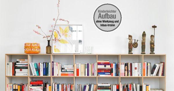 regalsystem rio erweiterbares modulares regalsystem rio. Black Bedroom Furniture Sets. Home Design Ideas