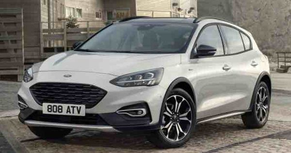 2019 Ford Active Dimensions 2019 Ford Active Crossover 2019 Ford