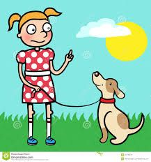 Image Result For Free Clipart Dog Obedience Dog Behavior Dog