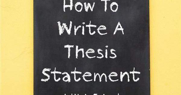 thesis statement on friendship essay
