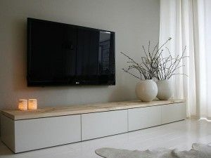 Ikea Tv Meubel Wit.Pin On Home