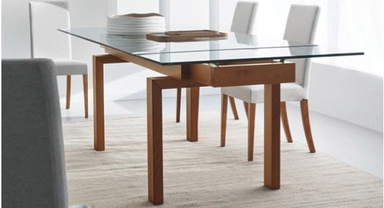 Calligaris Hyper Extendable Dining Table Modern Dining Room Calligaris Dining Table