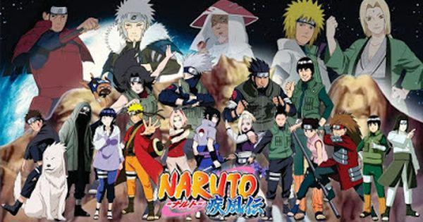 Naruto Shippuuden Subtitle Indonesia Full Episode 1 500 Lengkap Naruto Naruto Shippuden Kartun