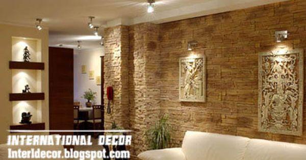 Interior Stone Wall Tiles Designs Ideas Modern Stone Tiles Wall Tiles Design Stone Walls Interior Stone Tile Wall