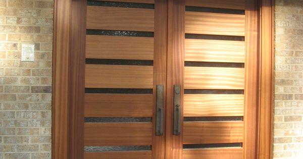 Double Mid Century Modern Style Door E1267878965494 Jpg