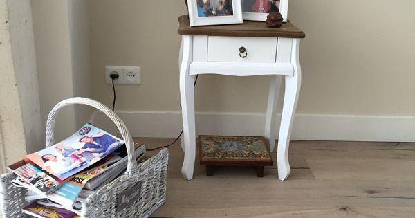 Deco queen ann tafeltje van de action idee n voor het huis pinterest - Deco entree in het huis ...