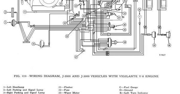 1963 cj5 wiring schematic wiring diagram | 1963 jeep j-300 gladiator truck build ... 1959 cj5 wiring schematic