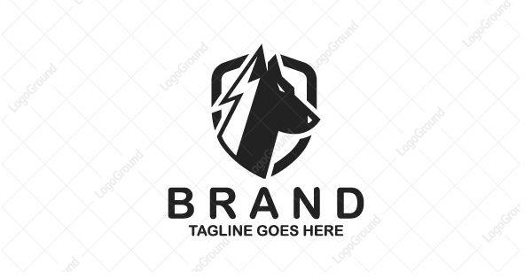Thunder Dog Logo