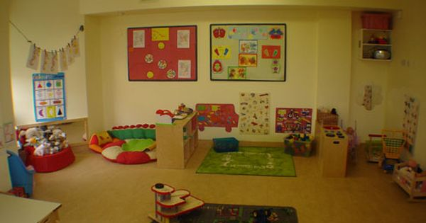 Home Daycare Rooms The Toddler Room Is A Bright Spacious Informal Room Which Caters For
