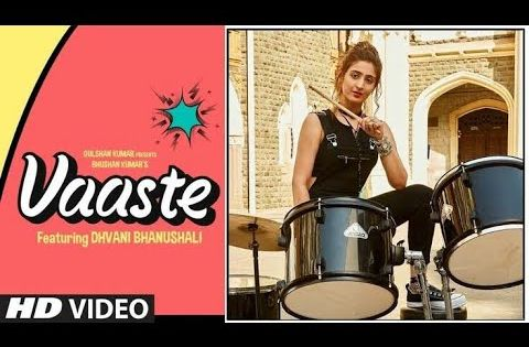 Vaaste Dhvani Bhanushali Ringtone Download Link Discover New Youtube Audio Songs Bollywood Music Videos Trending Songs