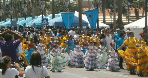 happy flag day aruba