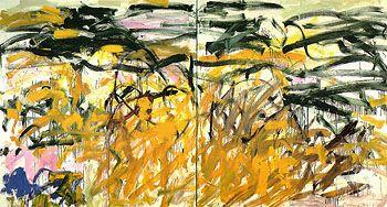 Joan Mitchell   Joan mitchell, Abstract, Abstract expressionism