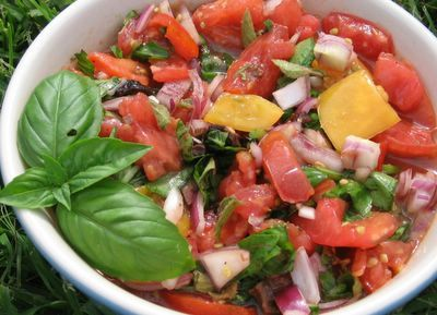 Summer in a bowl salad