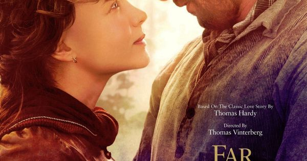 Far From The Madding Crowd - starring Carey Mulligan and Matthias Schoenaerts.