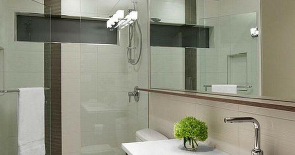 Dise o moderno de cuarto de ba o peque o decoracion - Diseno de cuartos de banos modernos ...