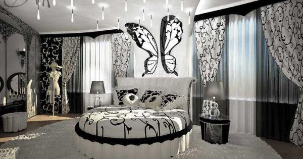 Black And White Master Bedroom Decorating Ideas Photo Decorating Inspiration
