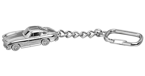 Key chain mercedes benz 300 sl coup mercedes benz for Mercedes benz chain