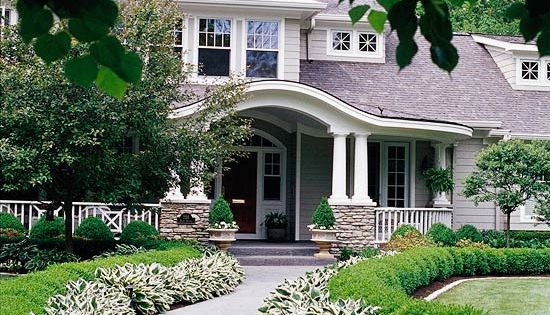 Dress Up Your Walkway. Front Yard Landscape Secrets. Add value to your