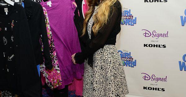 Kohls girl meets world clothes