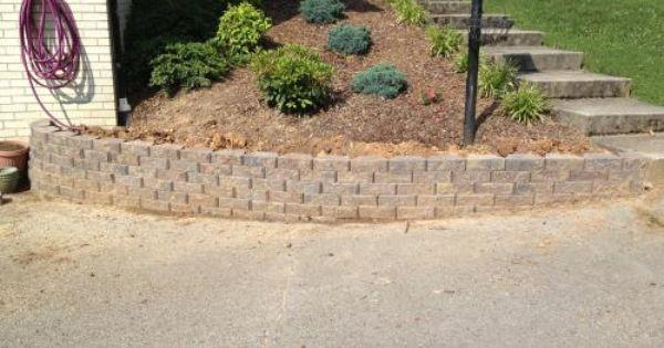 Pavestone 3 In X 10 In Sierra Blend Concrete Wall Block 80777