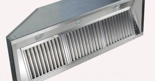 Elica Ear140 1200 Cfm 40 Inch Wide Insert Range Hood With Baffle Filters And Hal Stainless Steel Range Hood Ins Arezzo Range Hood Kitchen Ventilation