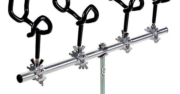 driftmaster t-bars spider rigging rod holders