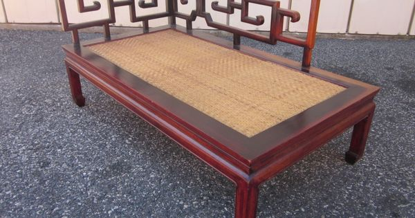 Asian rosewood chaise longue chaise longue chaise for Asian chaise lounge