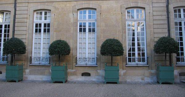 hotel particulier paris jardins du roi soleil chateau de versaille planter www. Black Bedroom Furniture Sets. Home Design Ideas