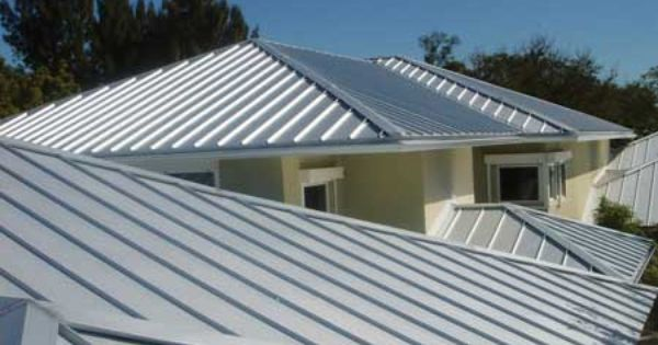 Galvulume Roof Google Search Metal Roof Commercial Roofing Roofing