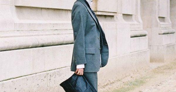 :: mens wear :: Vanessa Jackman: Paris Fashion Week AW 2012…Peony .