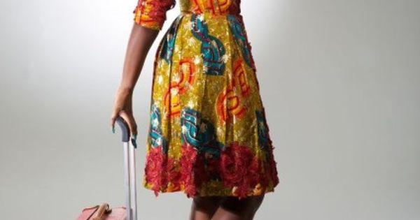 Modele couture pagne africain designers pr t porter haut de gamme afro fashion week - Pret a porter haut de gamme ...