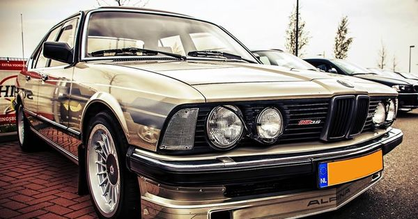 Bmw Alpina B10 3 5 E23 Bmwstories Bmw Historie