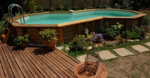 Piscine hors sol aix en provence piscine pinterest for Construire deck piscine