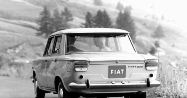 Fiat My Dad Bought One Of These As Soon As We Arrived In Sicily