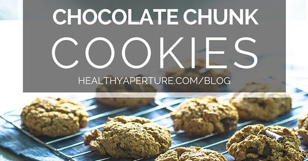 Chocolate chunk cookies, Peanut butter and Peanuts on Pinterest