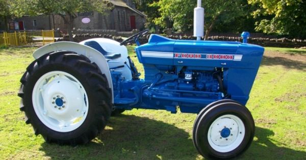 Ford 3000 Tractors Ford Tractors Classic Tractor