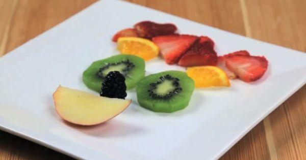 صحن فواكه للأطفال Fruit Plate For Children Fruit Plate Fruit Plates