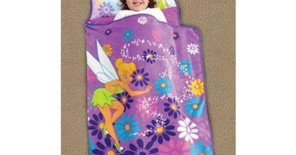 Disney Tinkerbell Nap Mat Baby Kids Toddler Girls