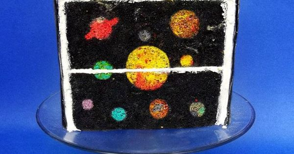 Out of this world 6 outer space cake designs that inspire for Outer space design richmond